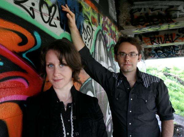 Folk duo Misner & Smith