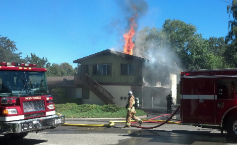 fire on 15th street paso robles