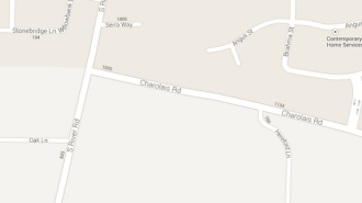 car crash at charolais and river roads