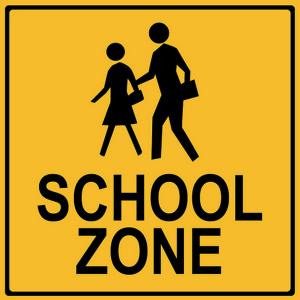school zone traffic enforcement