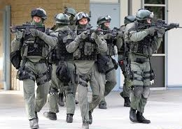 SWAT team paso robles