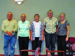 Paso Robles Library Trustees