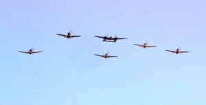 Warbirds Over Paso