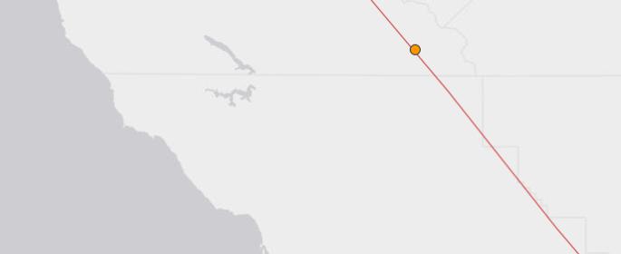 shandon earthquake