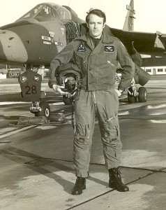 Lt. Col. Ed Cobleigh, USAF (Ret) will speak about the Battle of Britain at the Estrella Warbirds Museum monthy dinner on Wednesday, Oct. 2. Photo courtesy of Estrella Warbirds Museum.