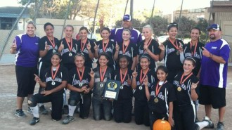Renegades, Orcutt U14 Fastpitch softball