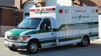 San Luis Ambulance