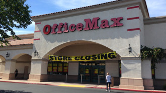 OfficeMax closing