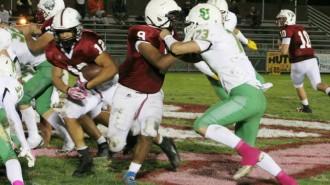 Paso High football, Bearcats vs Knights
