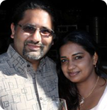 Kunal and Neeta Mittal