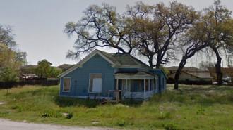 Templeton haunted house