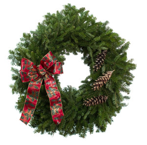 Support Bearcat athletics with a Christmas tree, wreath or swag order.