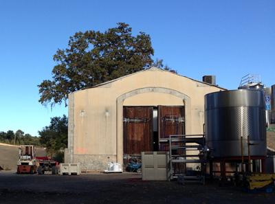 brecon winery