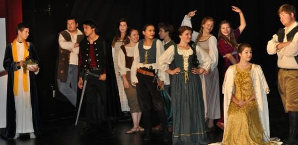 PRHS Drama Company, Robin Hood