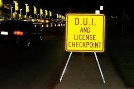 dui checkpoint