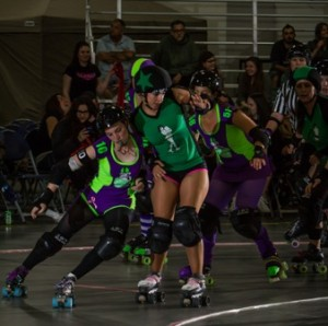 Central Coast Roller Derby, Paso Robles