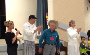 chefs at paso robles school