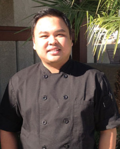Chef Paul Arangorin