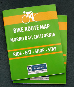 Morro Bay Bike Map
