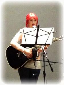 Singing-Teresa