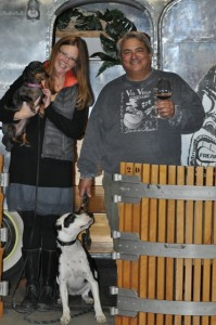 Via Vega Winery, Paso Robles