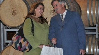 Wine Country Theatre, It Had to Be You, Via Vega Winery, Double Playhouse