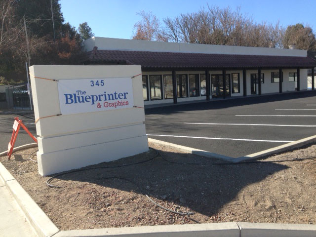The Blueprinter in Paso Robles