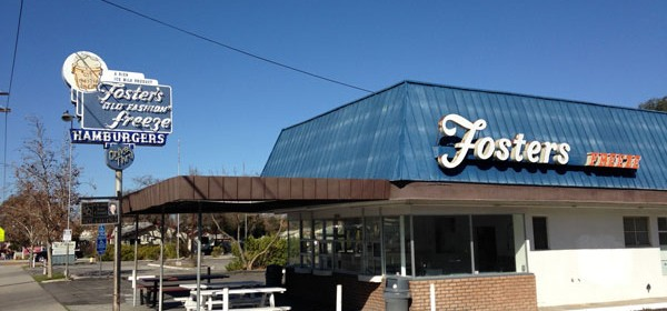 Foster's Freeze closes