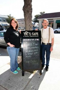 Vic's Cafe, Paso Robles