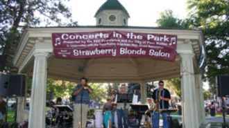 Paso Robles Concerts in the park