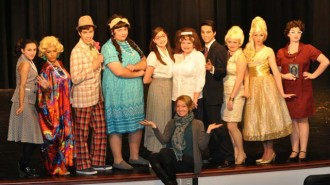 Hairspray, Paso High Theatre Comoany