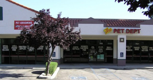 The Pet Department, Paso Robles