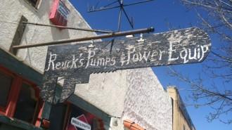 San Miguel shop condemned