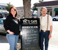 Vic's Cafe