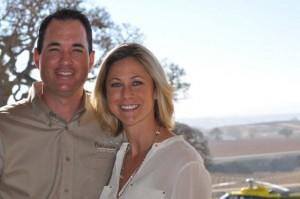 Scott and Shera Sinton, Paso Air Tours