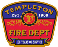 Templeton Fire Dept