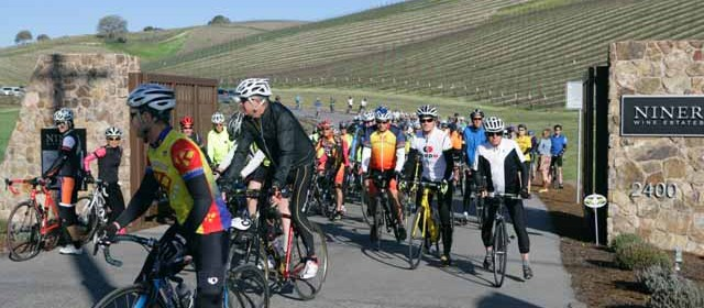 Tour of Paso Founder's Team Challenge