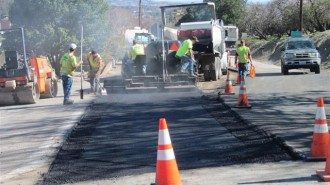 road construction paso robles