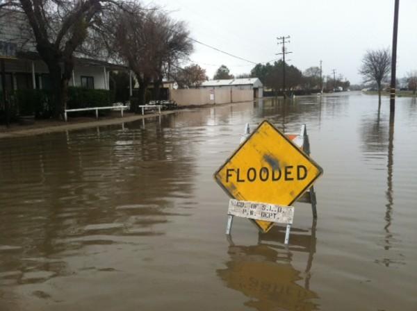 San Miguel flooding