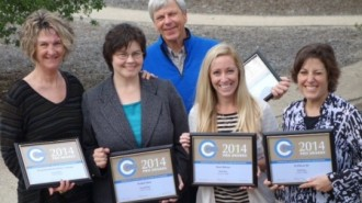 Cuesta College, Marketing & Communications, awards