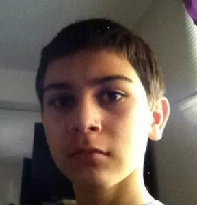 Jeremiah Austin Valdez, 13