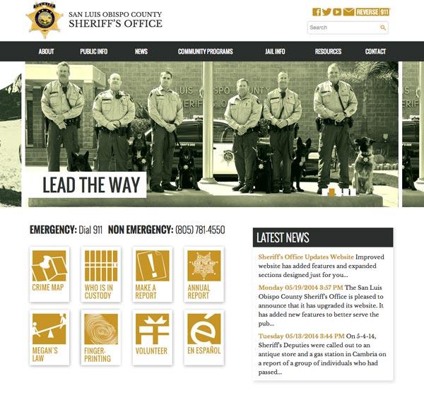 new-sheriff's-website