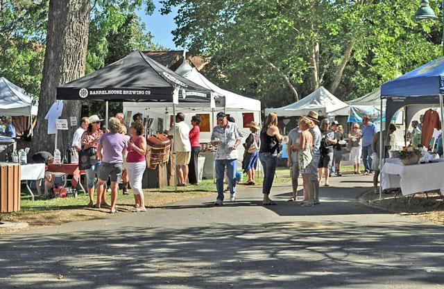 Atascadero Lakeside Wine Festival 2018