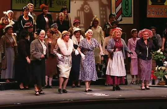 Local woman directs Puttin' on the Ritz - Paso Robles Daily News