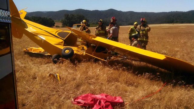 Image from Templeton Fire Department.