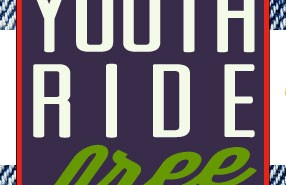 Youth Ride Free