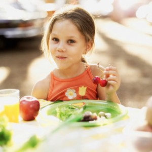 Summer lunches for kids