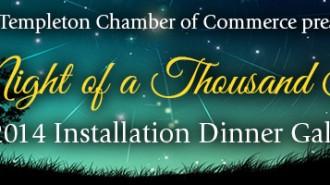 Templeton Chamber Dinner