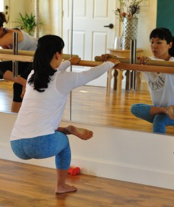 Assets barre fitness studio, Paso Robles