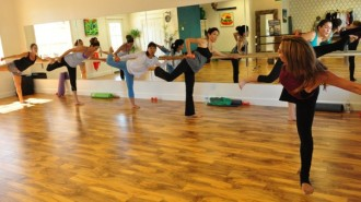 Assets, Paso Robles, barre fitness